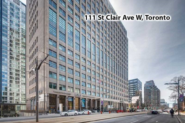 111 St Clair Ave W, Toronto