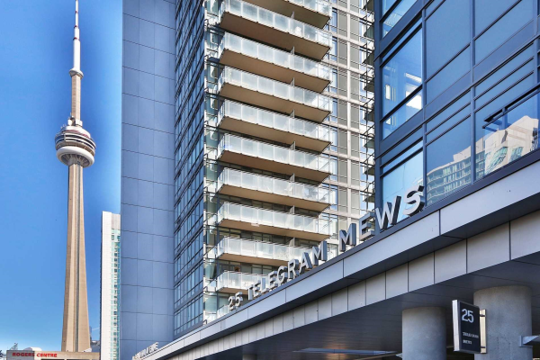 25 Telegram Mews, Toronto
