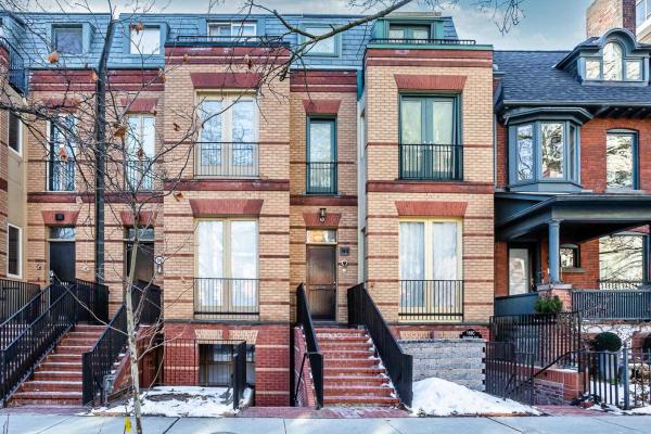 116 B&C Hazelton Ave, Toronto