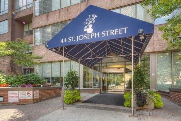 44 St Joseph St, Toronto
