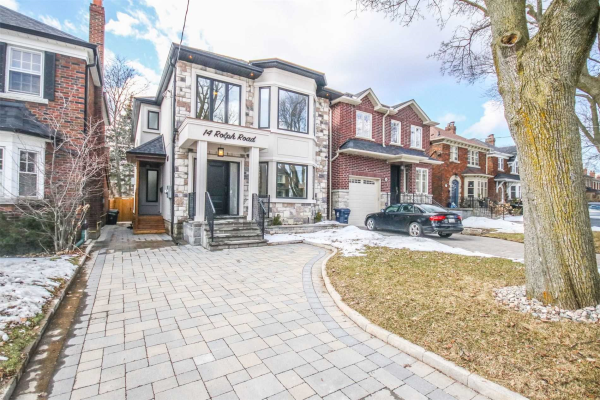 14 Rolph Rd, Toronto