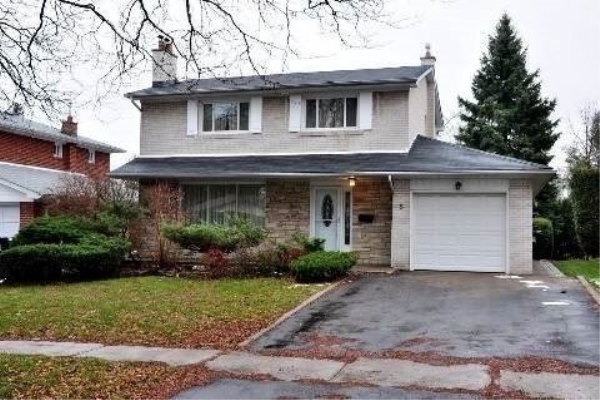 5 Wellesbourne Cres, Toronto
