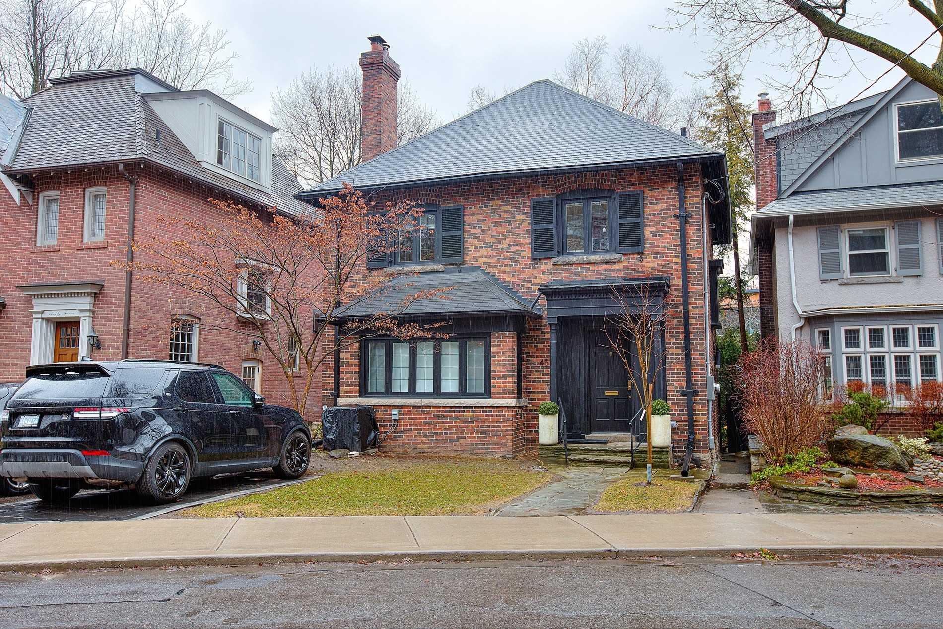 45 Poplar Plains Cres, Toronto