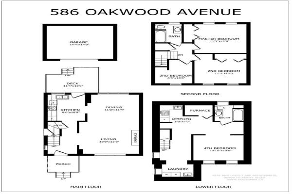 586 Oakwood Ave