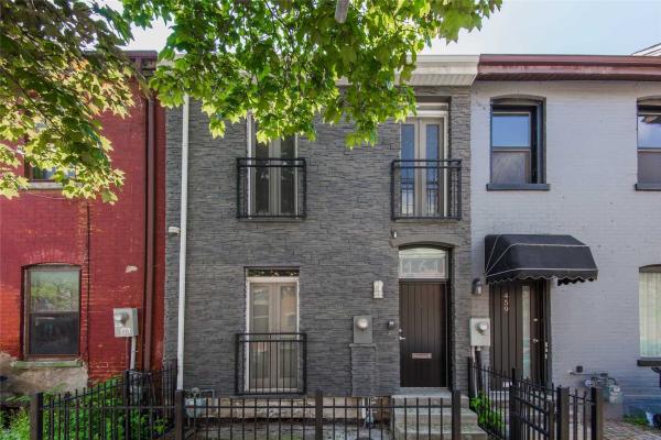 461 Queen St E, Toronto