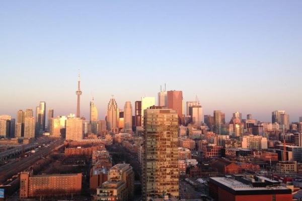 390 Cherry St, Toronto
