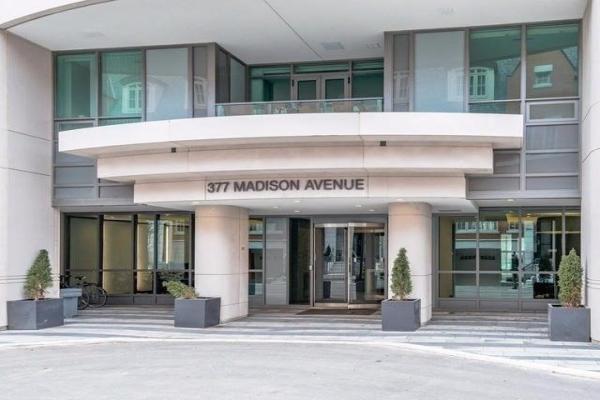 377 Madison Ave, Toronto