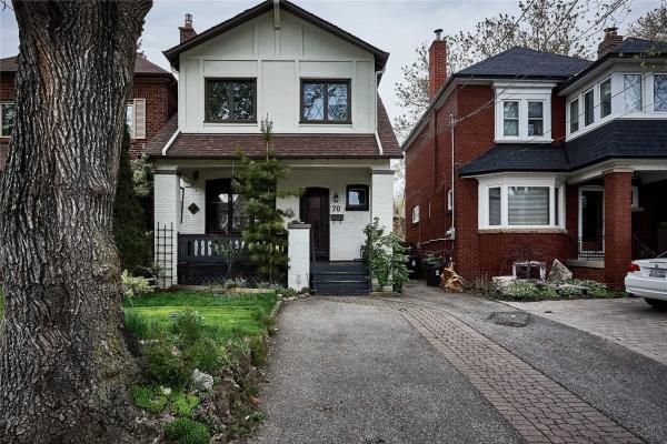 70 Cranbrooke Ave, Toronto