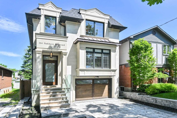 164 Parkhurst Blvd, Toronto