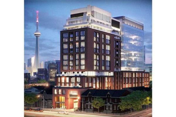 501 Adelaide St W, Toronto