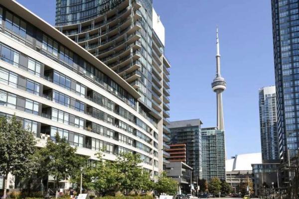 10 Capreol Crt, Toronto