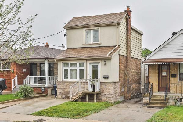 578 Northcliffe Blvd, Toronto
