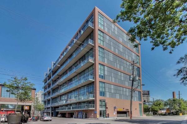 5 Hanna Ave, Toronto