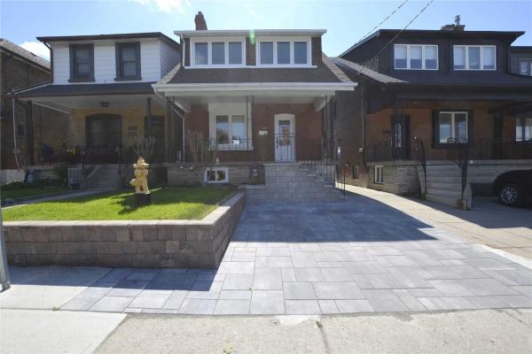 324 Glenholme Ave, Toronto
