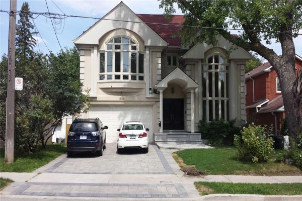 218 Hillcrest Ave, Toronto