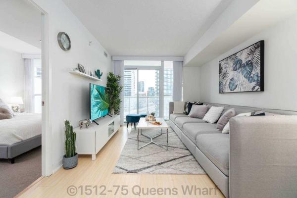 75 Queens Wharf Rd, Toronto
