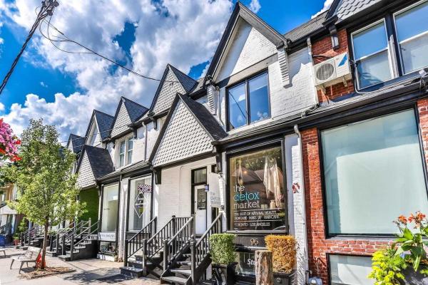 102 Scollard St, Toronto