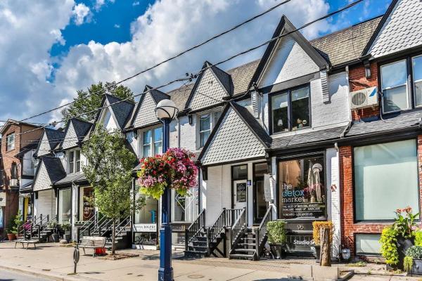 100 Scollard St, Toronto