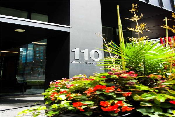 110 Charles St, Toronto
