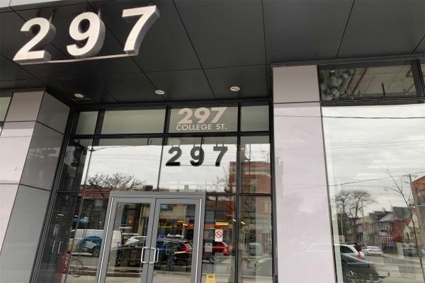297 College St, Toronto