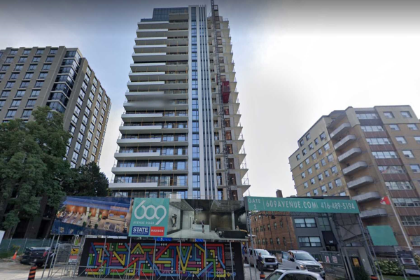 609 Avenue Rd, Toronto