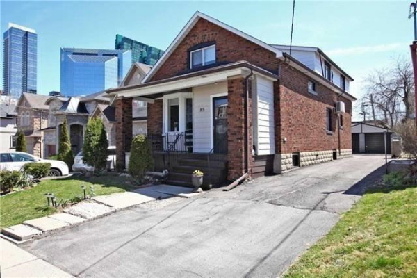 85 Harlandale Ave, Toronto