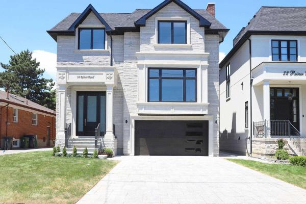 34 Reiner Rd, Toronto