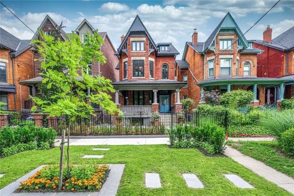 66 Brunswick Ave, Toronto