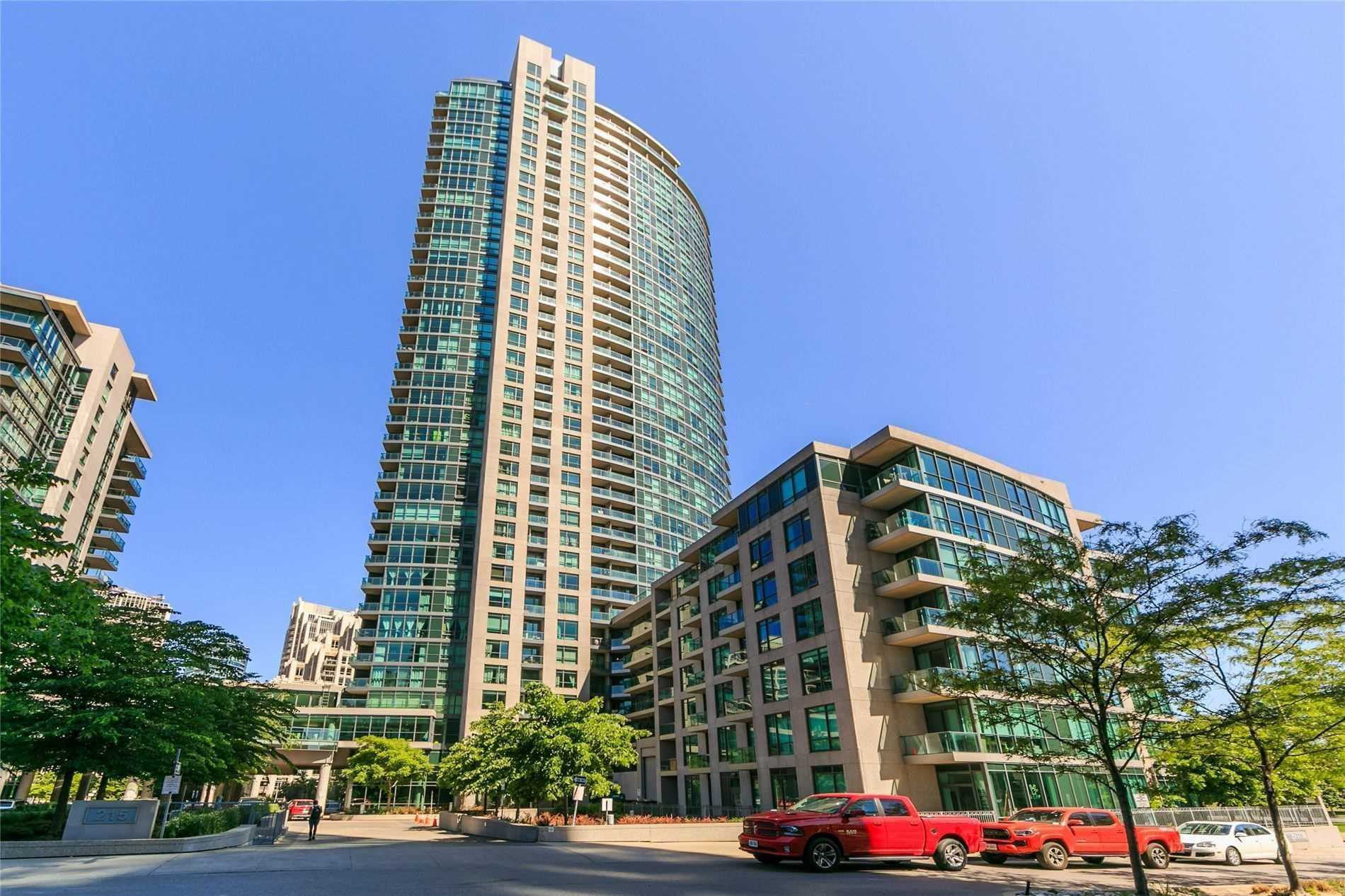 #616 - 215 Fort York Blvd, Toronto