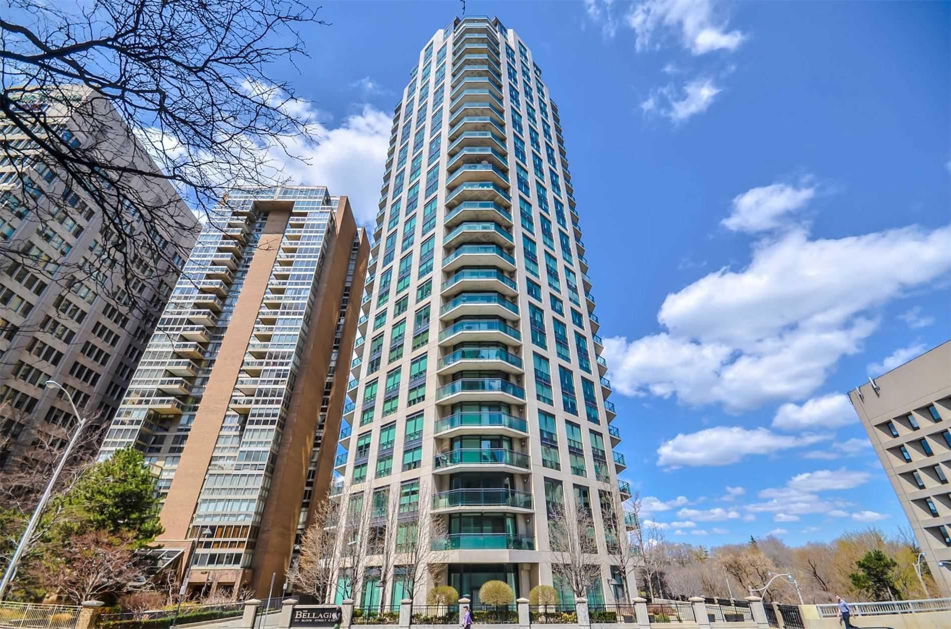 #911 - 300 Bloor St, Toronto