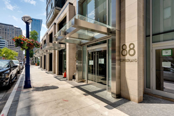 88 Cumberland St, Toronto