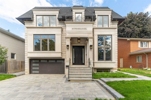 269 Upper Highland Cres, Toronto