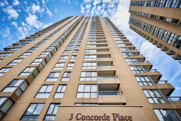 3 Concorde Pl, Toronto