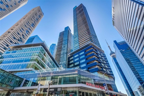65 Bremner Blvd W, Toronto