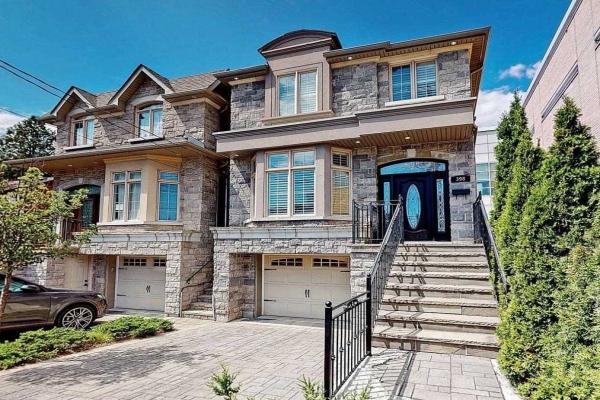 398 Deloraine Ave, Toronto