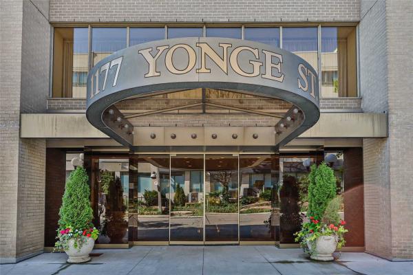 1177 Yonge St, Toronto
