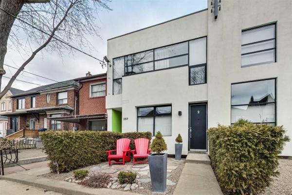 257 Euclid Ave, Toronto