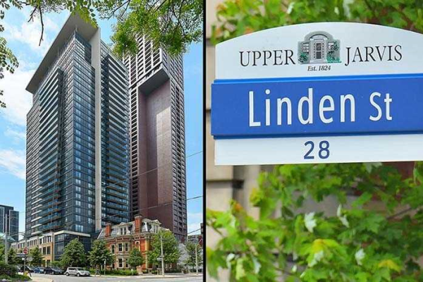 28 Linden St St, Toronto