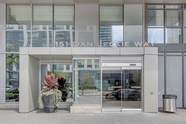 151 Dan Leckie Way, Toronto