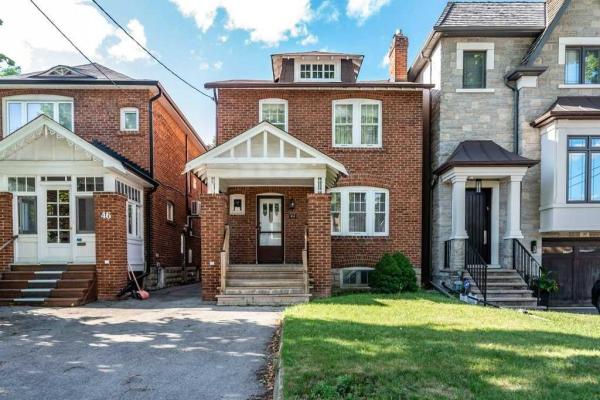 44 Melrose Ave, Toronto