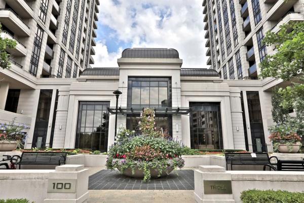 100 Harrison Garden Blvd, Toronto