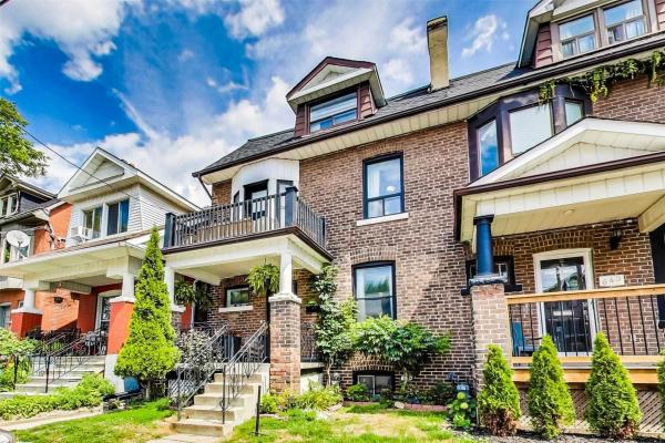 645 Christie St, Toronto