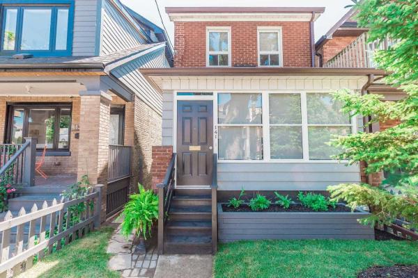 141 Barton Ave, Toronto