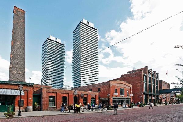 70 Distillery Lane, Toronto