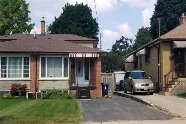 190 Lynedock(Lower Unit) Cres, Toronto