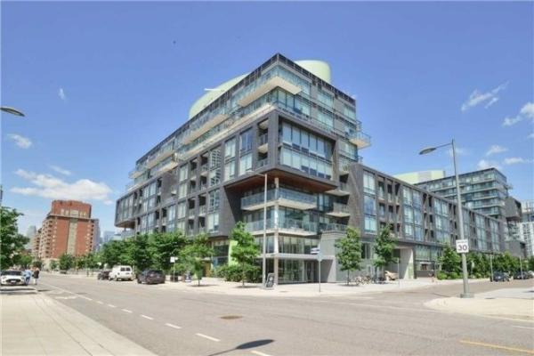 455 Front St E, Toronto