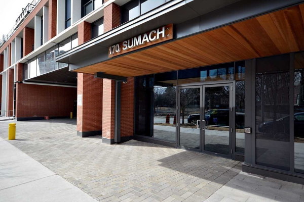 170 Sumach St, Toronto