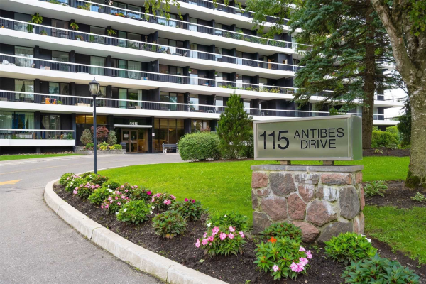 115 Antibes Dr, Toronto