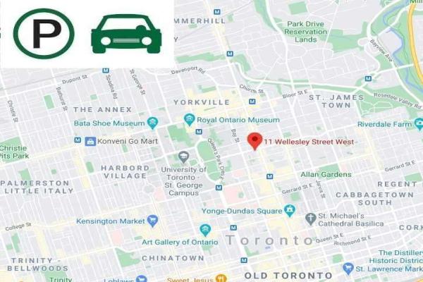 11 Wellesley St W, Toronto