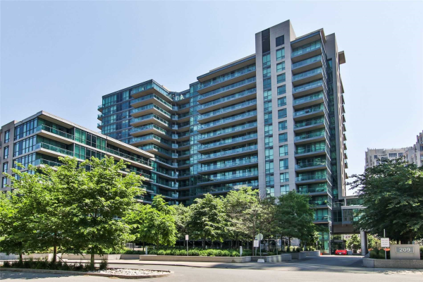 209 Fort York Blvd, Toronto